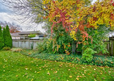 3416 Rexway Drive Burlington Ontario L7n 2l3 Backyard 4